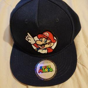 Childs Super Mario Hat